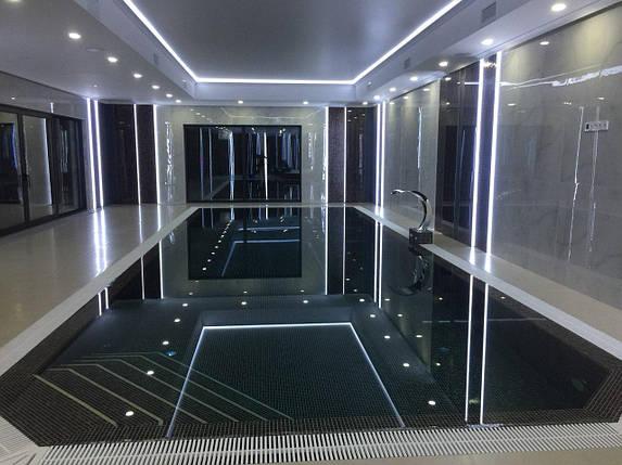 Полипропиленовый бассейн прямоугольный - 20,0 x 4,0 x 1,5 м ПОД КЛЮЧ!, фото 2