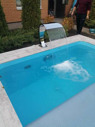 Полипропиленовый бассейн от производителя - 15,0 x 5,0 x 1,5 м ПОД КЛЮЧ!, фото 2