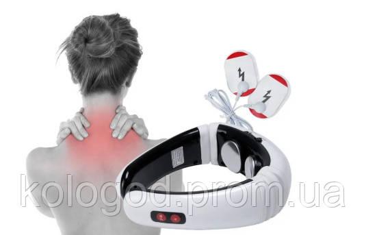 Массажер Для Шеи Физиотерапия Электростимулятор Cervical Vertebra Neck Massager