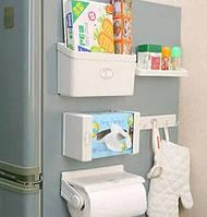 Органайзер Для Кухни На Магнитах На Холодильник 5 В 1 Magnetic Storage