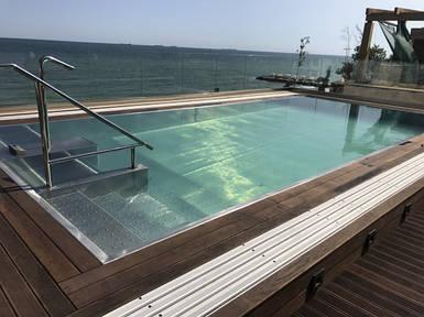 Будівництво басейнів будь-якої форми - 8,0 x 4,0 x 1,5 м