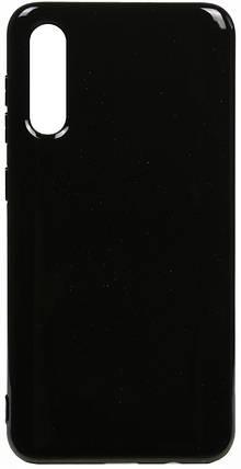 Чехол-накладка TOTO Mirror TPU 2mm Case Samsung Galaxy A30s/A50/A50s Black #I/S, фото 2