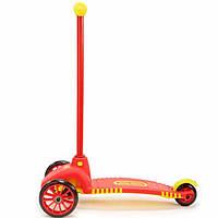 Детский Трехколесный Самокат Скутер для начинающих с широким основанием, красный, Little Tikes Литтл Тайкс