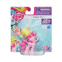 Детская Коллекционная Игрушка-Фигурка Для Девочек Пинки Пай со шляпой Pinkie Pie My little Pony Hasbro Хасбро
