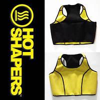 🎁 Топ для похудения HOT SHAPER VEST, одежда для фитнеса для похудения. HOT SHAPERS VEST Топ для похудения  | AG470147