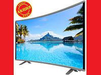 "Недорогой LED ТВ. LCD LED Телевизор JPE 32"" Изогнутый Smart TV, WiFi, 1Gb Ram, 4Gb Rom, T2, USB/SD, HDMI, VGA, Android 4.4 | AG470160"
