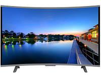 "Качественный Бюджетный LED Телевизор. LCD LED Телевизор JPE 32"" Изогнутый HD экран T2, USB, HDMI, VGA | AG470161"