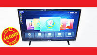 "🎁 Бюджетный LED Телевизор. LCD LED Телевизор JPE 39"" Smart TV, WiFi, 1Gb Ram, 4Gb Rom, T2, USB/SD, HDMI, VGA, Android 4.4 