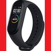 🎁 БРАСЛЕТ M4, фитнес трекер. Xiomi Mi Band 4 Фитнес браслет смарт часы Спортивный трекер м4 | AG470255