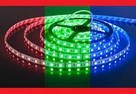 Качественная LED лента. Светодиодная лента LED RGB комплект 5 метров, разноцветная | AG470298