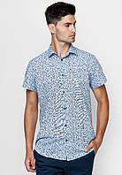 Рубашка Arber 41 Синий (AJ 04.14.20_41/176)