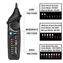 Бесконтактный индикатор напряжения Bside AVD06, 12-1000 вольт, фото 2