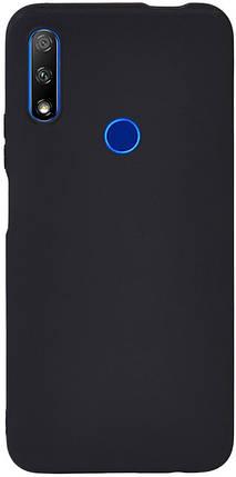 Чохол-накладка TOTO 1mm Matt TPU Case Honor 9X Black #I/S, фото 2