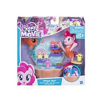 Детский Игровой Набор Для Девочек Подводное кафе Пинки Пай Мерцание Pinkie Pie My little pony Hasbro Хасбро