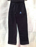 Спортивные штаны теплые на  мальчиков 116,122,128,134,140 роста Синие