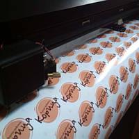 Печать наклеек (стикеров)