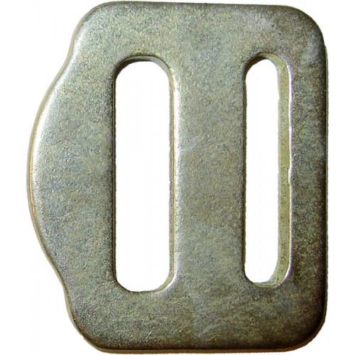 """Пряжка стальная для страховочных систем 27мм Krok 06412  - Интернет-магазин """"Туристика"""" в Херсоне"""