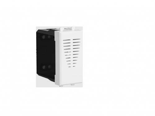 Звонок модульный, Avanti, Белое облако, 1 модуль, ДКС [4400191]