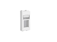 Адаптер для Keystone, Avanti, Белое облако, 1 модуль, ДКС [4400201]