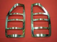 Накладки на задние фонари carmos Мерседес Спринтер W901 / Накладки на фонари Мерседес Бенц Спринтер