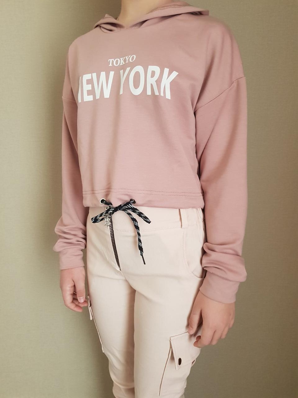 {есть:128,140} Комплект New York для девочек,  Артикул: KS3561 [128]