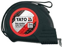 Рулетка Yato 5 м х 25 мм (YT-7111)