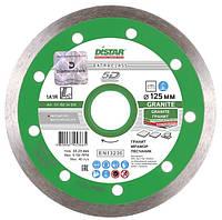 Алмазный диск Distar 1A1R 125x1,4x10x22,23 Granite (11115034010)