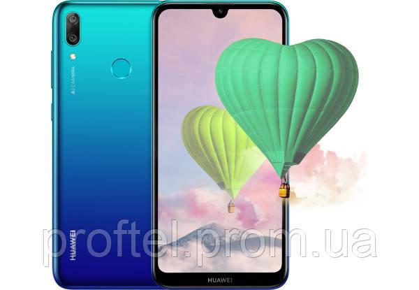 Huawei Y7 2019 3/32 GB  Aurora Blue