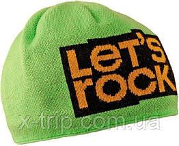 Шапка Singing Rock Hat LET`S ROCK Green (SR C0056GG-00)