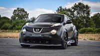 На продажу выставили редкий Nissan Juke-R с мощной силовой установкой