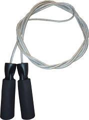 Скакалка Power System Speed Rope PS-4004 Black-steel