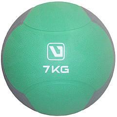 Медбол LiveUp Medicine Ball 7 кг Green (LS3006F-7)