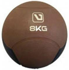 Медбол LiveUp Medicine Ball 8 кг Brown (LS3006F-8)