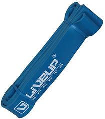 Эспандер-петля LiveUp Latex Loop 208х4.5х0.45 см H Blue (LS3650-2080Hb)