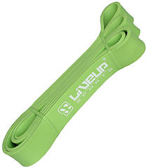 Эспандер-петля LiveUp Latex Loop 208х4.5х0.32 см M Green (LS3650-2080Mg)
