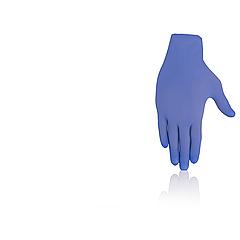 Перчатки нитриловые Medicom Safe Touch Ultraviolet M 100 шт (wpasrk)