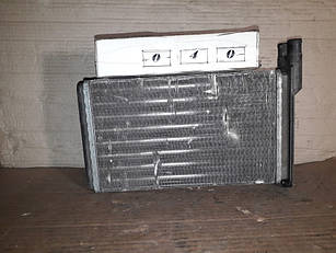 №40 Б/у радиатор печки для ВАЗ 2109 1987-2004