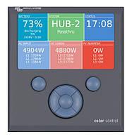 Панель управления Color Control GX