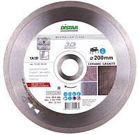 Алмазный диск Distar 1A1R 200x1,7x8,5x25,4 Bestseller Ceramic granite (11320138015)