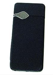 Зажигалка электроимпульсная ZGP 23 7037, черный