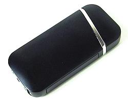 Зажигалка электроимпульсная ZGP 22 7036, черный