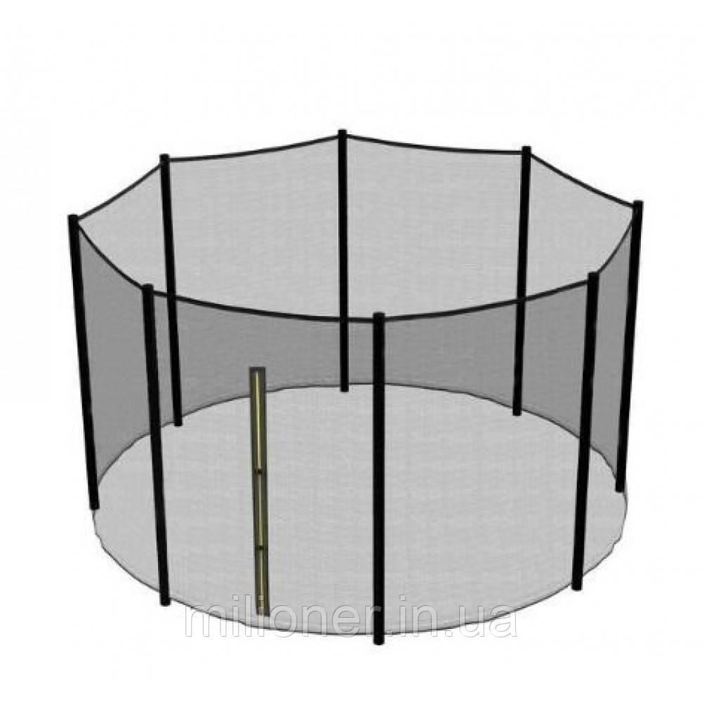Сетка для батута 435  см 8 стовпчиків