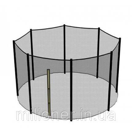 Сетка для батута 435  см 8 стовпчиків, фото 2