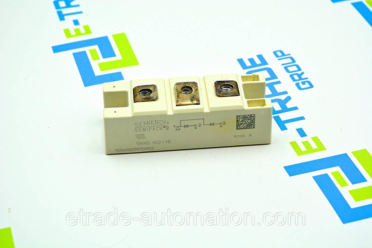 Тиристорный модуль SEMIKRON SKKD 162/16