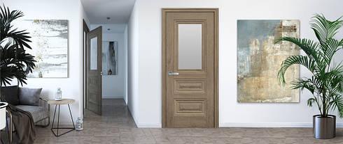 Новая Коллекция межкомнатных дверей «Прованс»