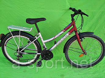 Підлітковий велосипед Grand, колеса 24