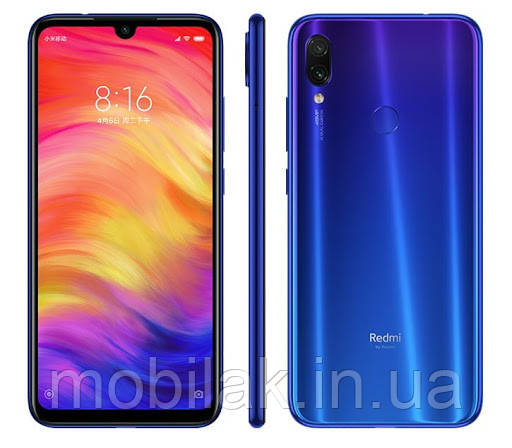 Смартфон Xiaomi Redmi Note 7 6/64 Гб Глобал R0M