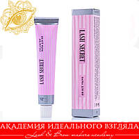 Краска для ресниц LASH SECRET, 20ml (иссиня-чёрная (blue-black) Леш Сикрет