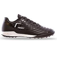 Сороконожки обувь футбольная Zelart, верх-PU, подошва-RB, р-р 39-44, черный (PB809)