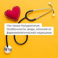 Что такое Натуропатия? Назначение, причины её популярности. Виды дисциплин Натуропатии
